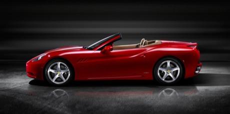 Ferrari California, primeras fotos oficiales y datos