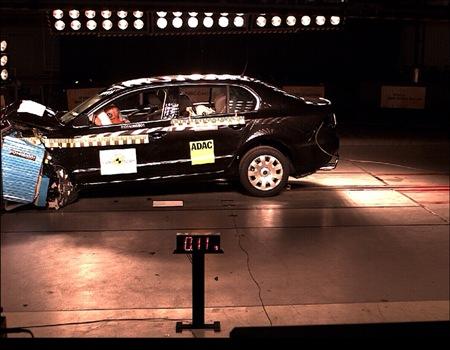 Últimos resultados Euro NCAP