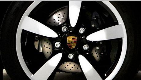 Porsche Cayman For Kids