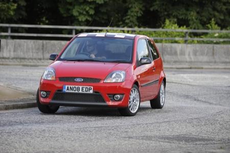 Ford Fiesta Zetec S Red