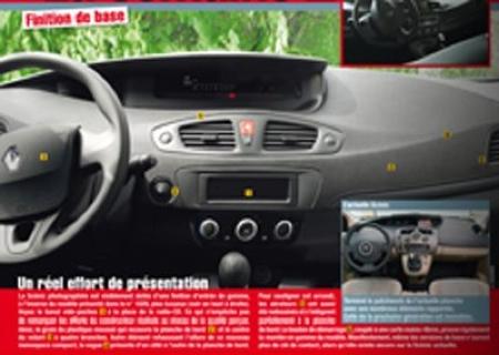 El nuevo Renault Scénic sin camuflaje