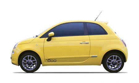 Fiat e500