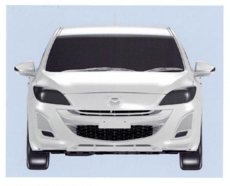 El diseño del nuevo Mazda3, filtrado