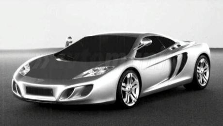 Recreaciones realistas del McLaren F2, junto a nueva información