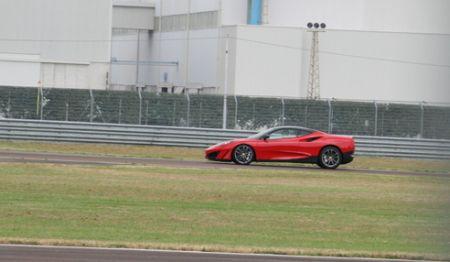 ¿De qué Ferrari se trata?