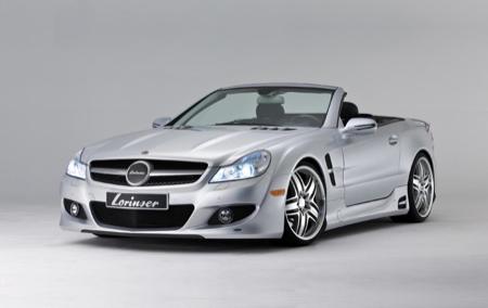 Mercedes-Benz SL por Lorinser