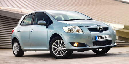 Toyota Auris 1.33 Stop&Start compactos