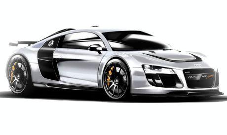 PPI Razor GTR, un Audi R8 como jamás lo habías visto antes