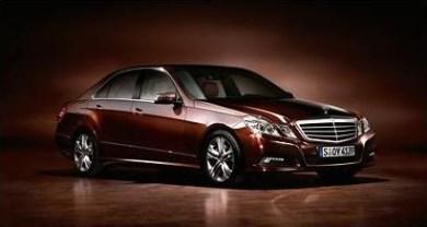 Se filtra la nueva generación de la Clase E de Mercedes