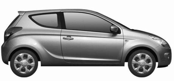 Aquí están las primeras imágenes del Hyundai i20