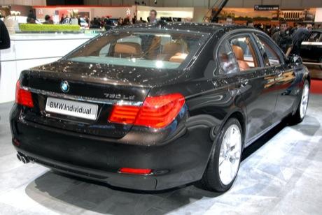 BMW 730 Ld