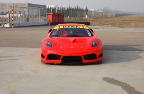 Ferrari 430 Scuderia GT3