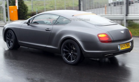 Bentley Continental Supersport