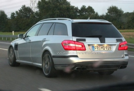 Mercedes Clase E AMG Estate