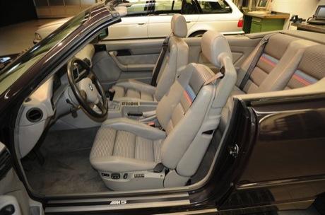 BMW M5 E34 Cabrio