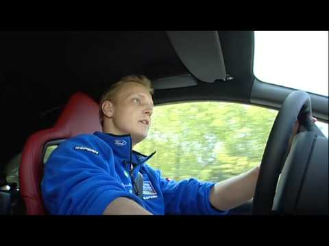 Mikko Hirvonen meets the Ford Focus RS500 - Part I