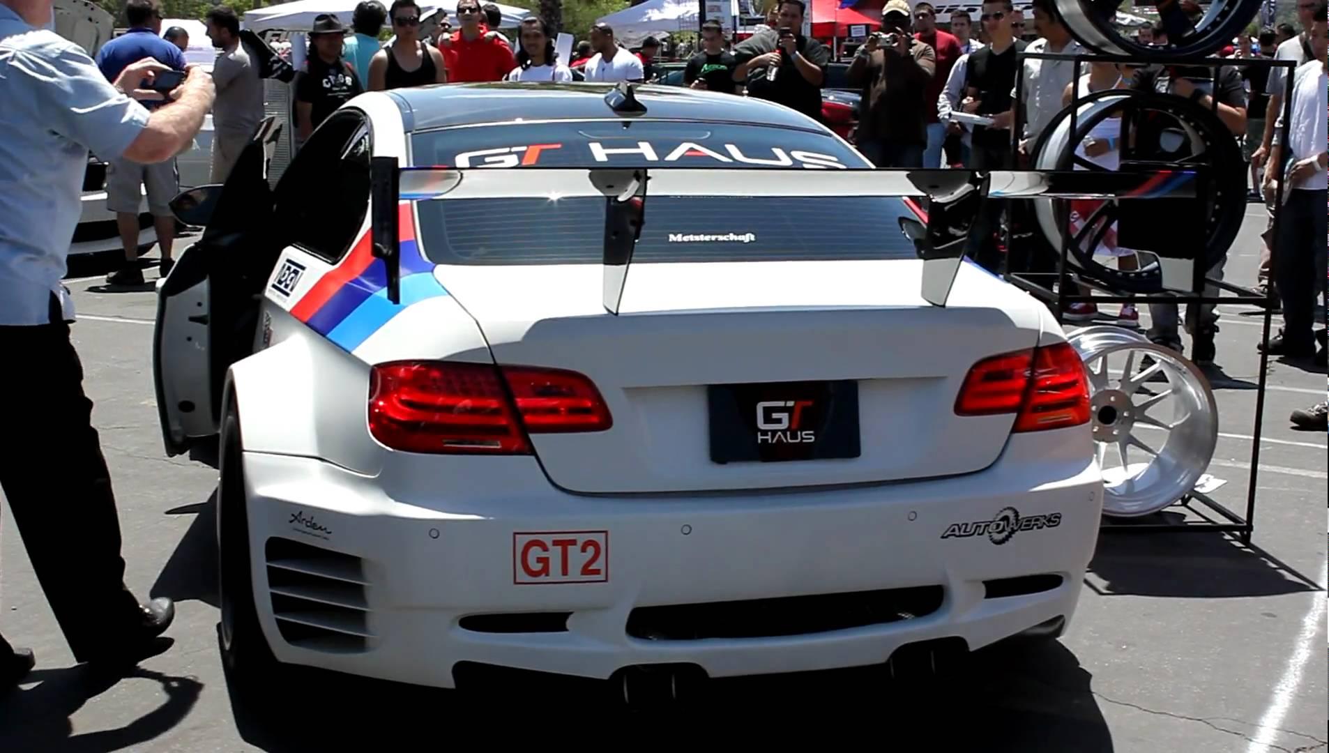 GT Haus BMW M3 GT-2