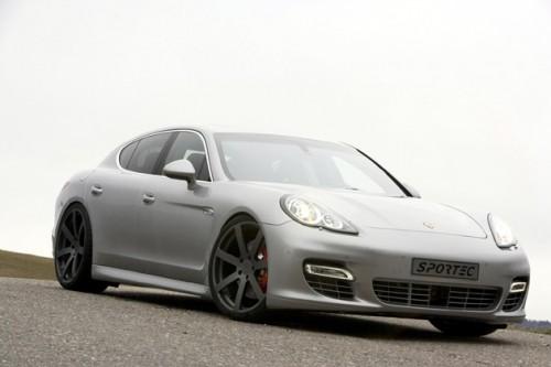 Sportec Porsche Panamera Turbo