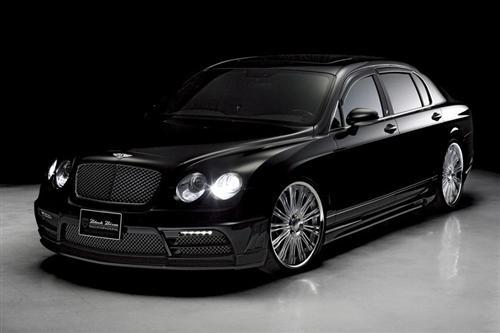 Wald International Bentley Continental Flying Spur Black Blison