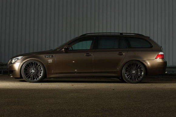 BMW M5 G-Power Hurricane RS Touring 02