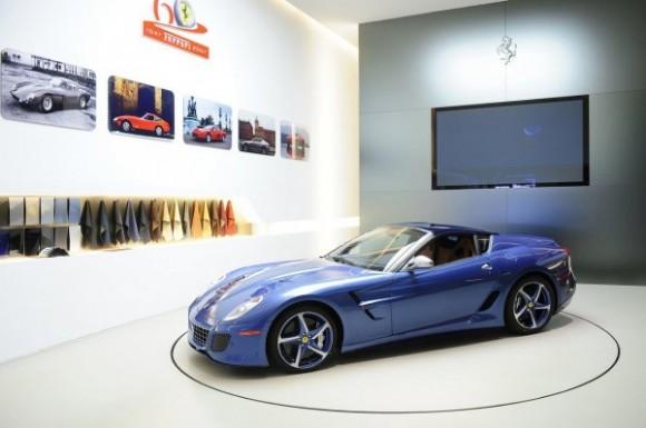 Ferrari Superamerica 45, un 599 GTB muy especial