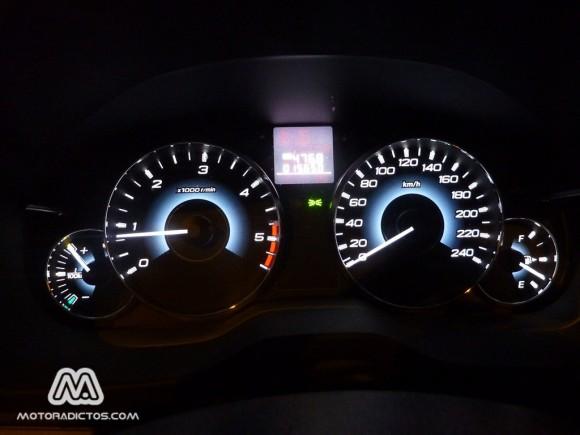 Prueba Subaru Outback 2.0 Bóxer Diésel (parte 1)
