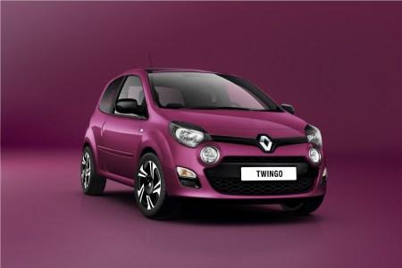 Frankfurt 2011: Renault Twingo 2012