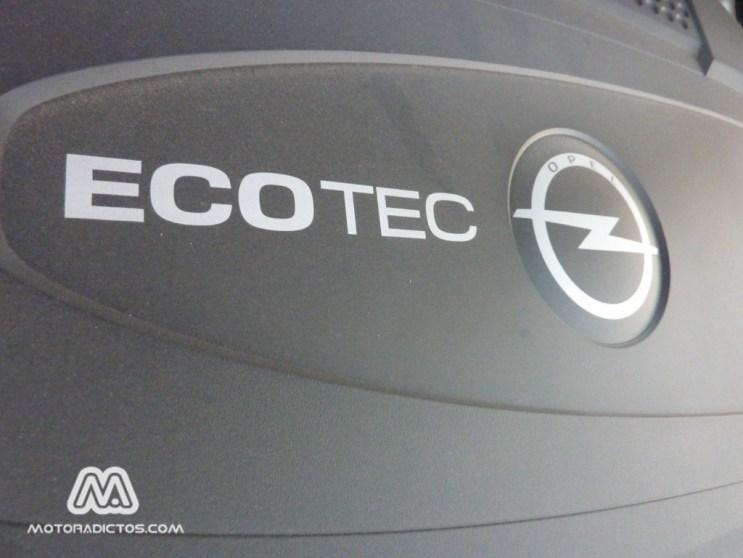 Prueba Opel Astra Sport 2.0 CDTi 160 caballos (parte 2)