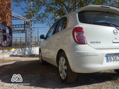 Prueba Nissan Micra (parte 2)