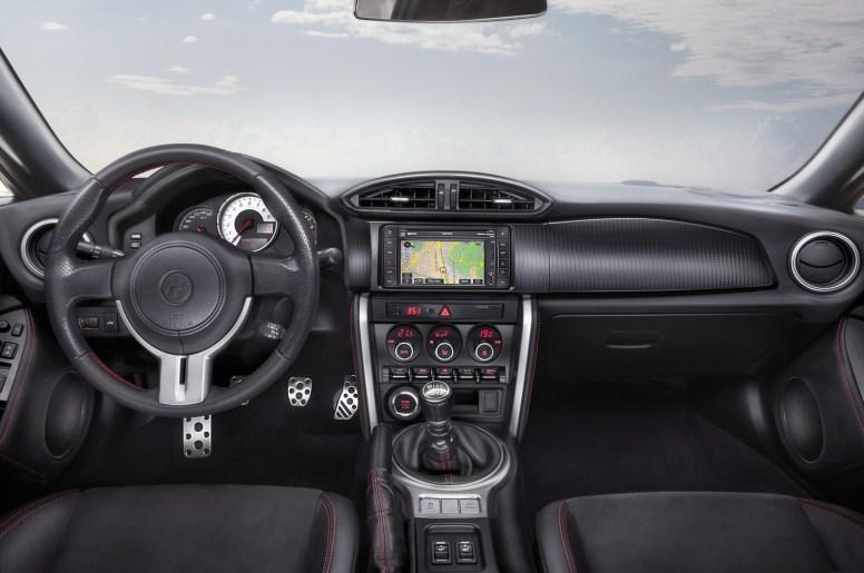 Oficialmente oficial: Toyota GT 86
