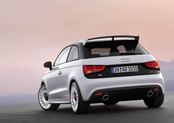 Audi desvela el precio en España para el Audi A1 Quattro