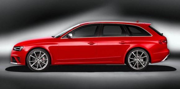 Audi RS4 Avant, filtrado antes de tiempo