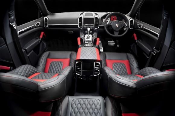 Project Kahn nos muestra un interesante Porsche Cayenne