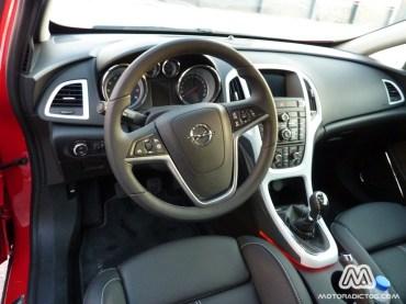 Prueba Opel Astra GTC 1.6 Turbo 180 caballos (Parte 2)