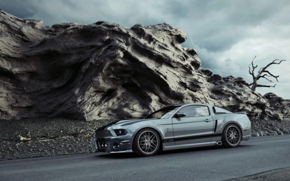 Reifen Koch no muestra su atractivo Ford Mustang
