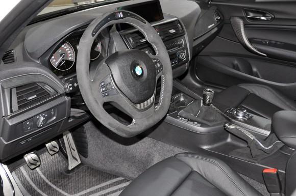 Ginebra 2012: BMW M Performance Parts