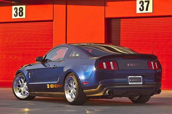 Shelby presentará un GT500 de 1.000 caballos en el Salón de Nueva York