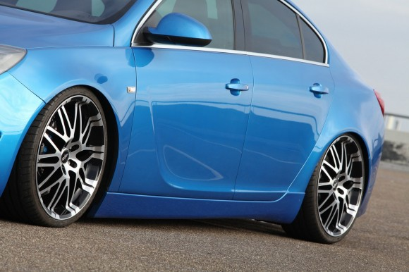 Opel Insignia OPC por MR Car Design