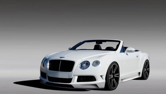 Bentley Continental GTC Audentia, la última locura de Imperium