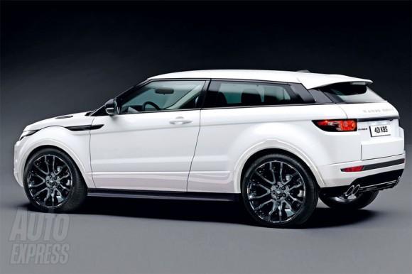 Land Rover se interesa en un Evoque vitaminado