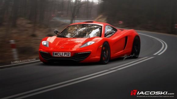 Soñando con el sucesor del McLaren F1