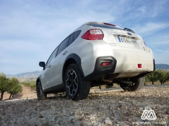 Prueba Subaru XV (Parte 1)