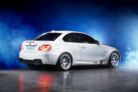 BMW Serie 1 M por H&R
