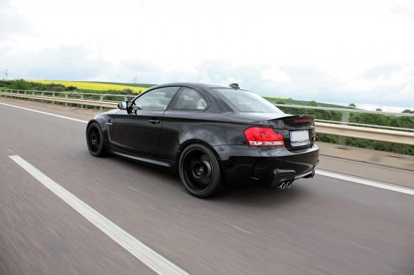 Alpha-N nos muestra su BMW Serie 1 M Coupé de 404 caballos