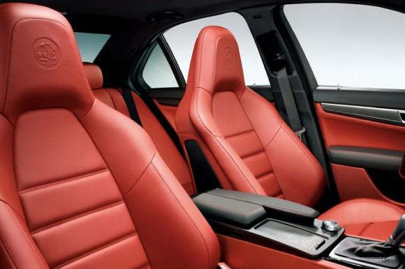 Mercedes C63 AMG Performance Studio Edition, solo para Japón