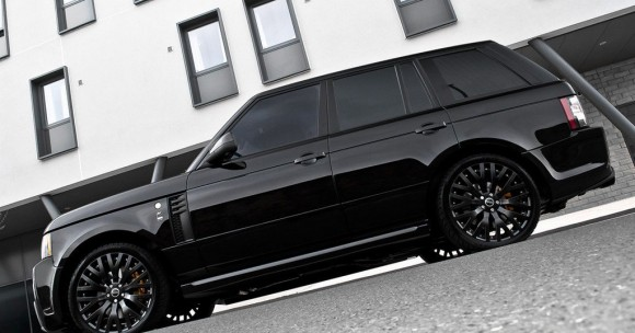 Range Rover Westminster Black Label Edition