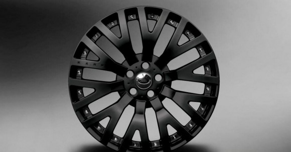 Range Rover Westminster Black Label Edition