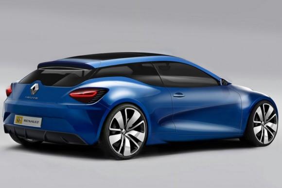 Soñando con el nuevo Renault Megane Coupé