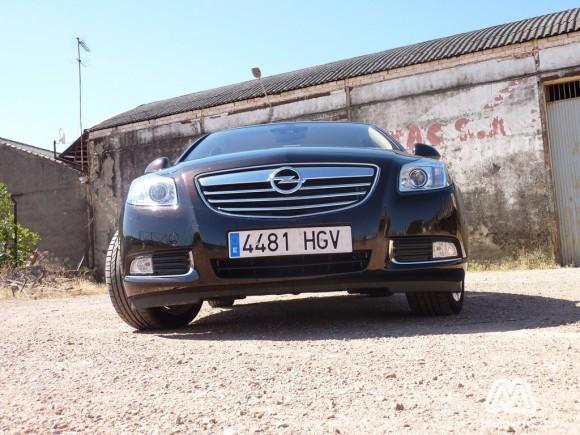 Prueba Opel Insignia 1.4 T 140 caballos (Parte 1)