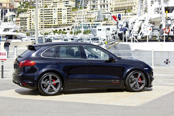 Gemballa GT Aero 2, un nuevo kit de personalización para tu Porsche Cayenne